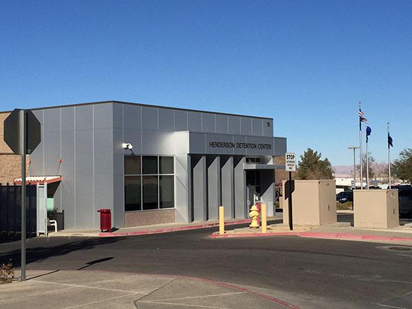 Henderson Nevada Jail