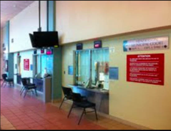 Henderson Municipal Court Lobby