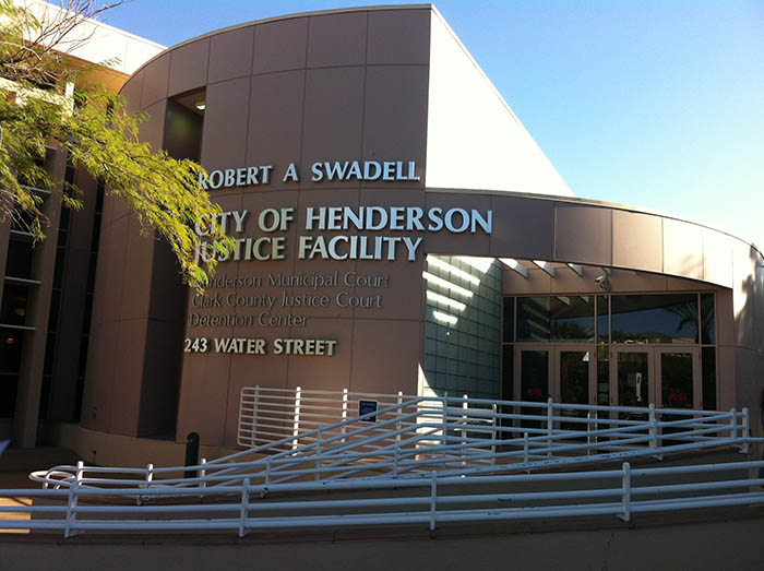 Henderson Municipal Court